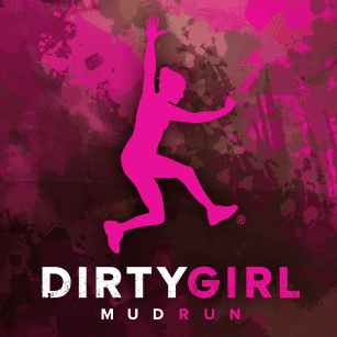 Baltimore Maryland Dirty Girl Mud Run 2016