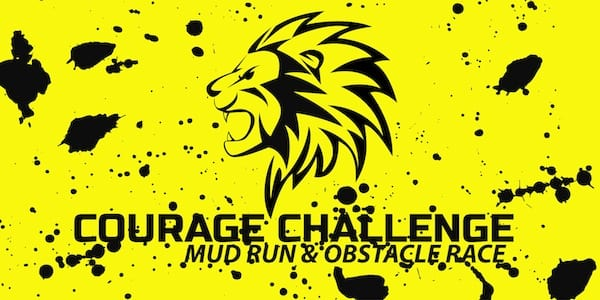 Orlando Florida Courage Challenge Mud Run 2015