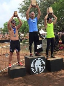 May 9:  Nathan Palmer finishes 3rd overall in Spartan Super in Austin.
