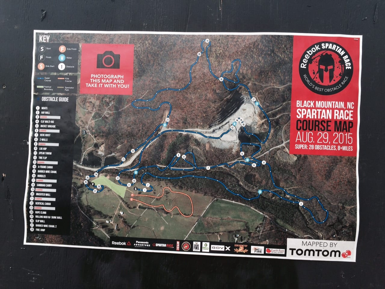 Spartan Race Asheville 2015  Autos Post