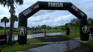 Spartan Race Finish Miami