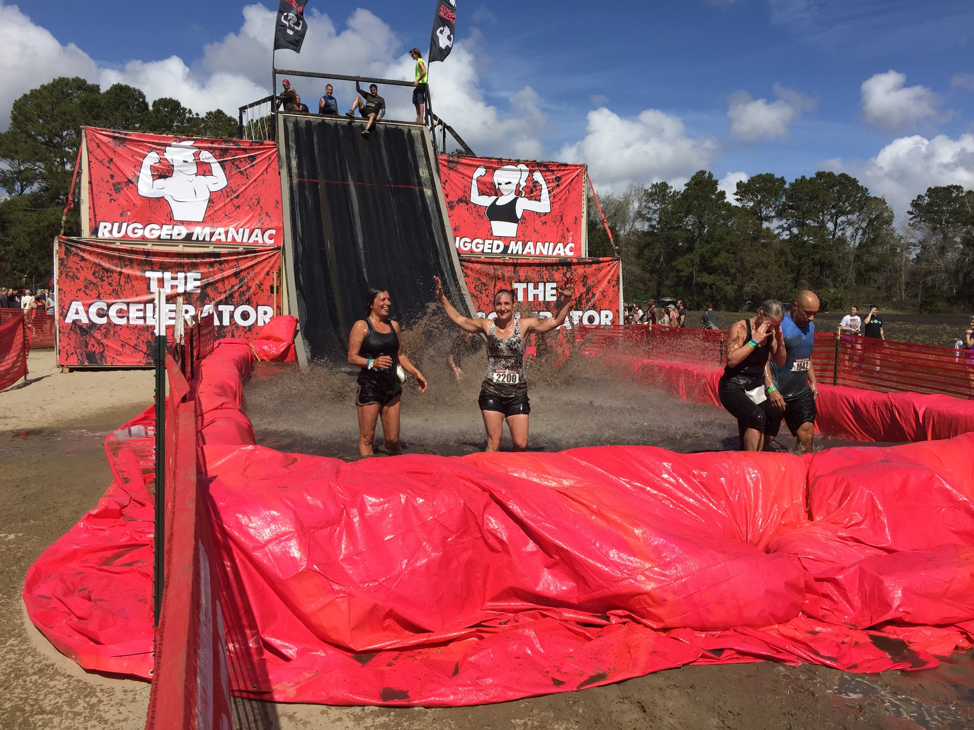 Rugged Maniac Phoenix November | MIT Hillel