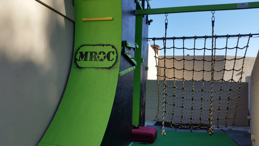 MROC_Warped_Wall