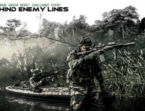 Green Beret Challenge Offering New 24-Hour Event – Behind Enemy Lines