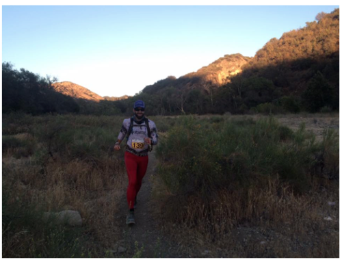 Ultra Race Recap: Dr. Redtights Takes on SB100