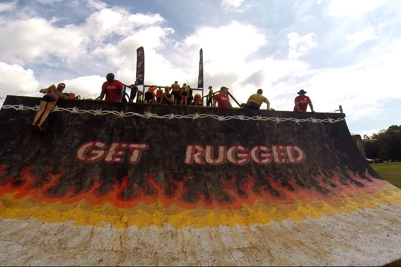If you are planning on doing a Rugged Maniac, be smart and plan it as an all-day event. The party is worth it.