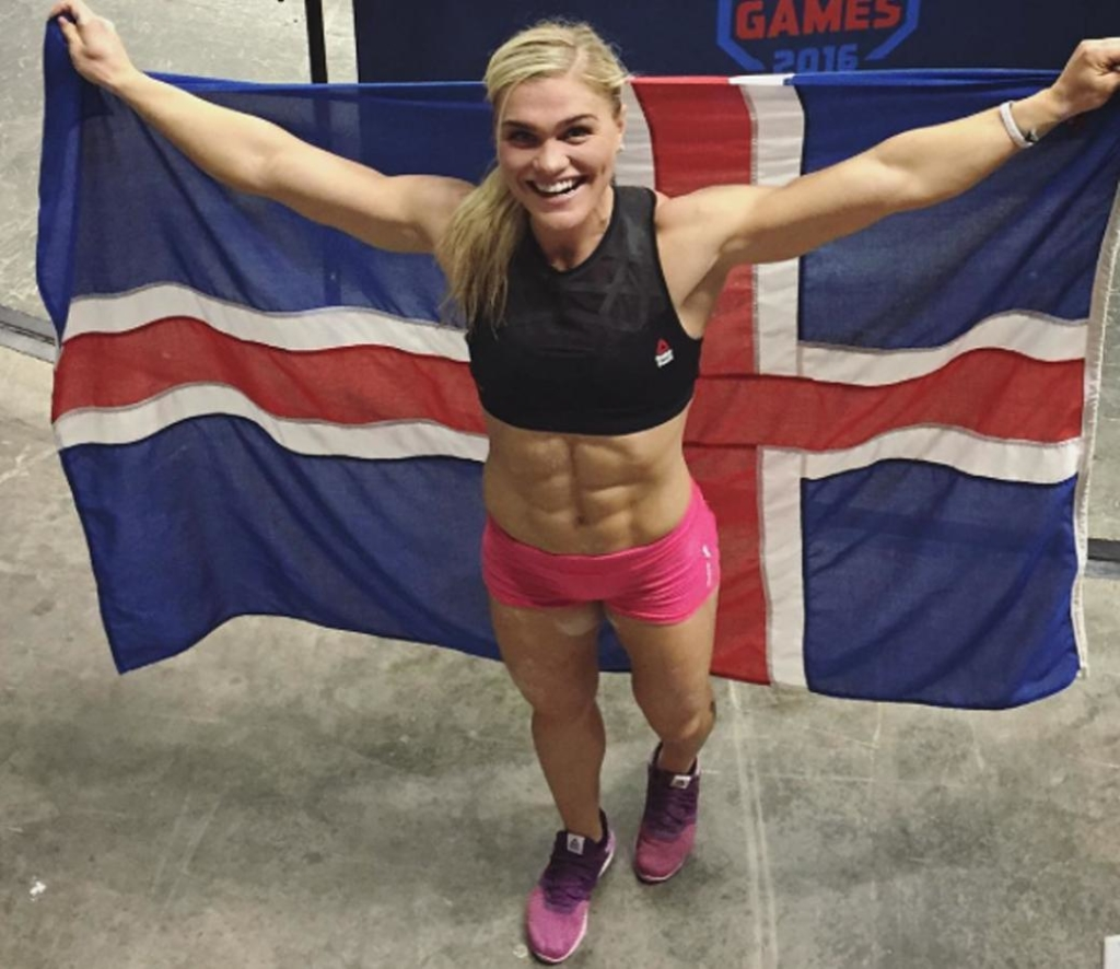 """09b7a03eba77 Spartan Race announced today that the 2015   2016 """"Fittest Woman on Earth"""" Katrin  Davidsdottir will compete in her native Iceland during the Spartan Race ..."""