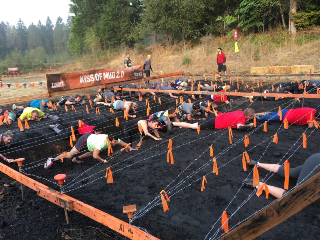 Tackling Tough Mudder for the First Time at Tough Mudder Seattle