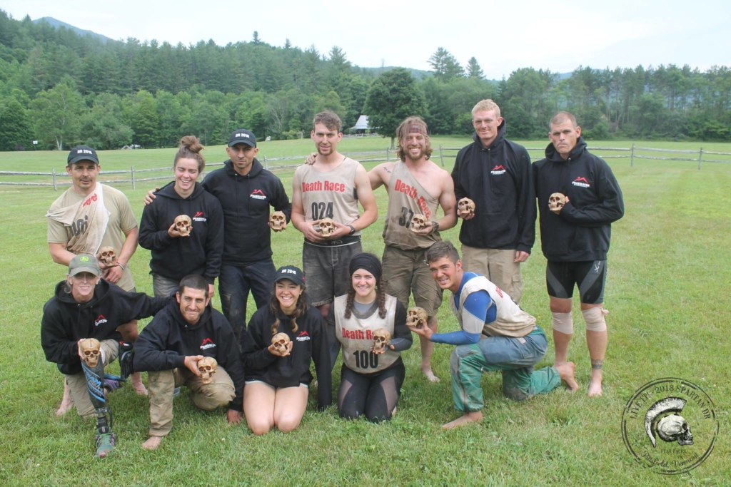 2018 Spartan Death Race Results   Mud Run, OCR, Obstacle